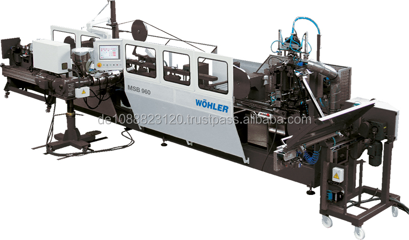 Flexible strip brush production machine with advanced technology