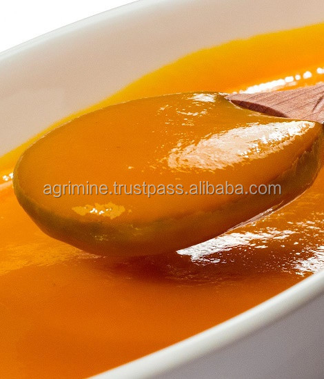 Pure and tasty alphonso mango pulp
