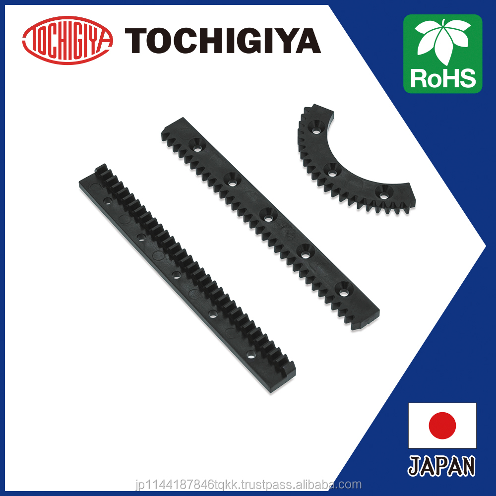 TM-216-1 Gear Rack for Rotary Damper RoHS10 RoHS2 compliant High Quality Japan 2d to 3d converter