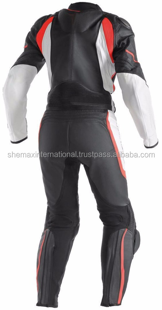 WOMEN Motorcycle Leather Suit LADIES Racing Motorbike Leather Jacket Trouser