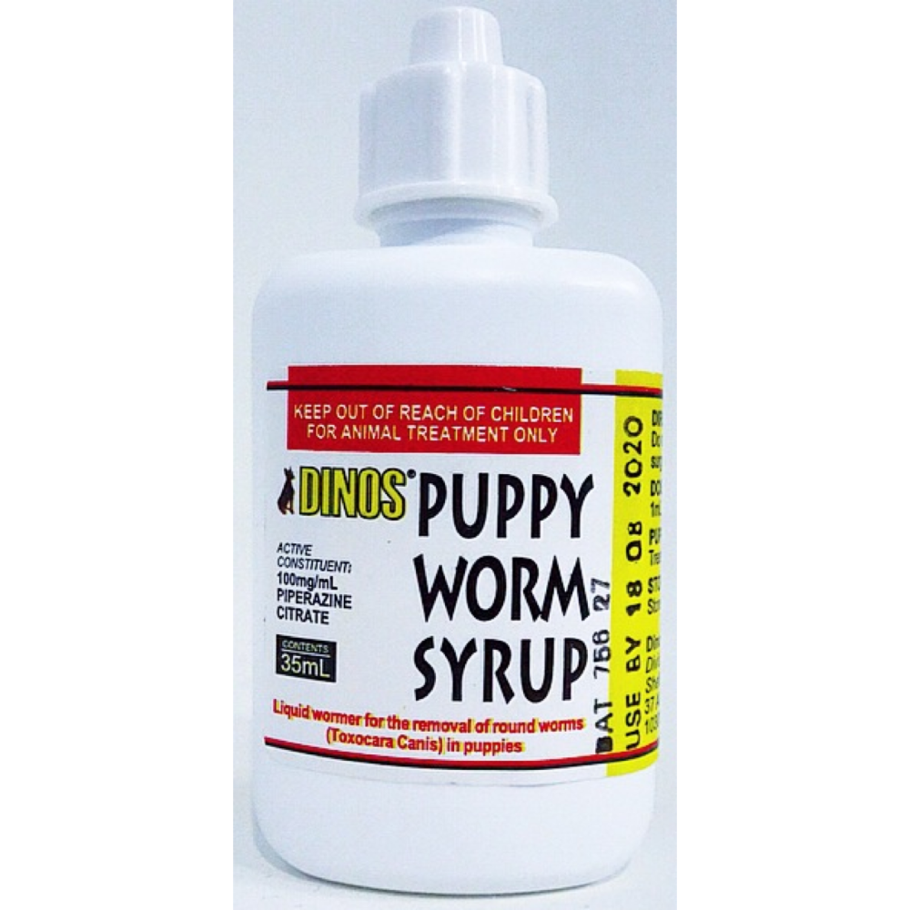 Eco-friendly Liquid Wormer for Removal of Round Worms