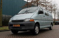 USED CARS - TOYOTA HIACE 2.4 TD DELIVERY VAN (LHD 3631)
