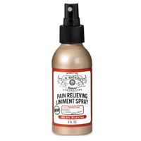 Natural Pain Relieving Liniment Spray, 4.0 oz by J R Watkins