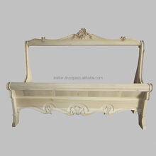 small order accepted antique bedroom frame furniture wood carving
