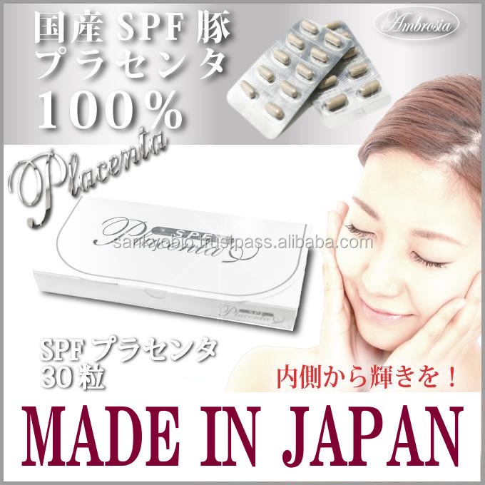 Japan-made Placenta supplement for menopause , OEM available