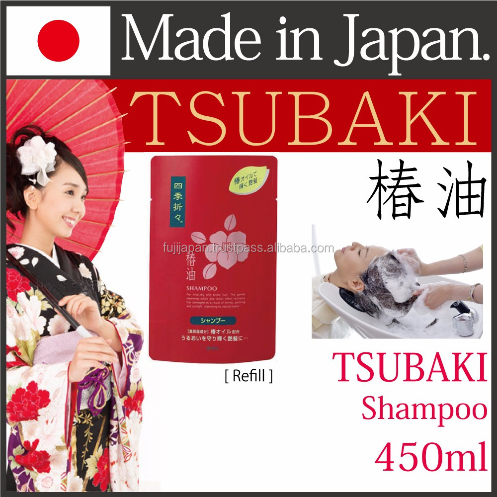 High-capacity and Best-selling medicated hair loss shampoo with Professional made in Japan