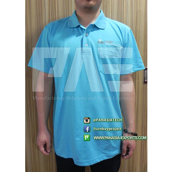 Men Polo Shirt Fabric