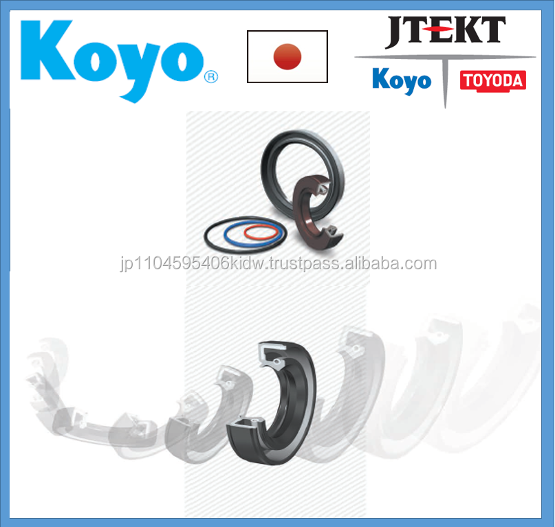 High precision and High quality gearbox Koyo oil seal at reasonable prices