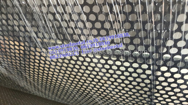 High Quality Professional manufacturer Factory price perforated metal sheet