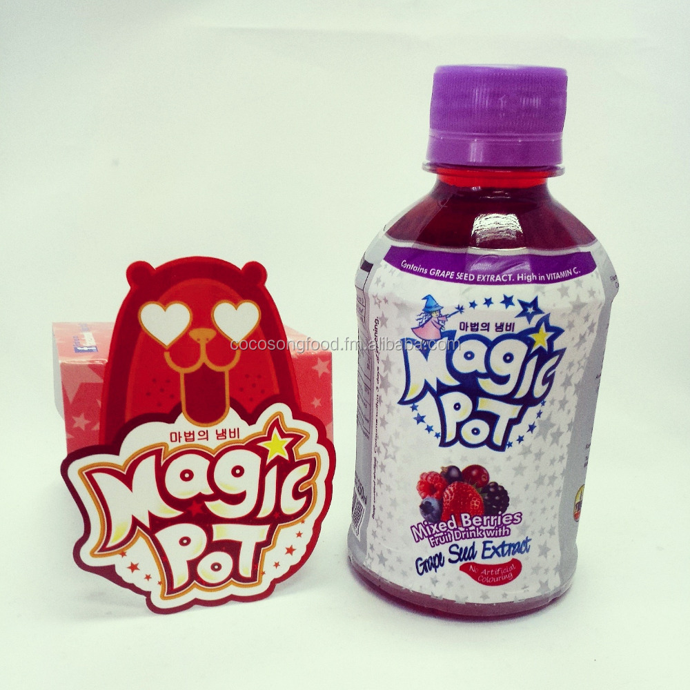 MAGIC POT Mixed Berries with Grape Seed Extract