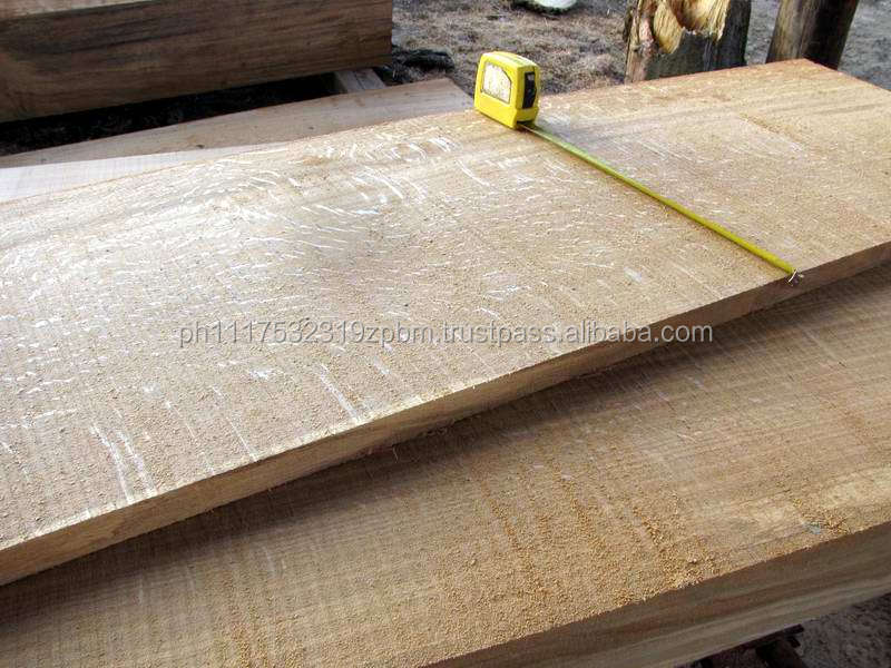 Rough Sawn White Oak KD Lumbers from Ukraine