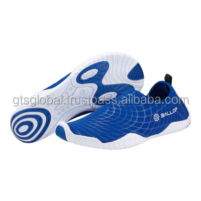 Extra light water shoes, Aqua Water Shoes, Surfing Shoes, Gym, Yoga Shoes, Beach Shoes---Ballop Spider Blue