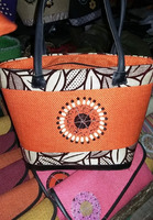 Hand-made Purse, Handbag - Different colors and decorative pattern