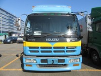 High quality and Good condition used isuzu giga tipper truck for industrial use
