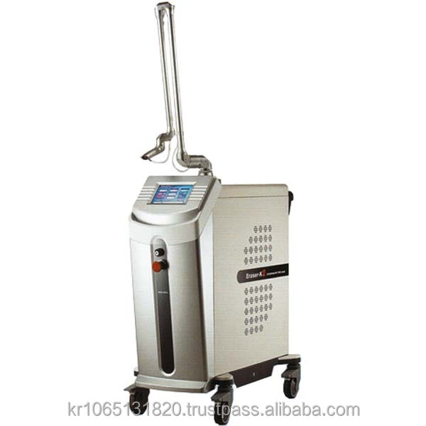 Q Switched Nd Yag laser for tattoo removal and skin rejuvenation