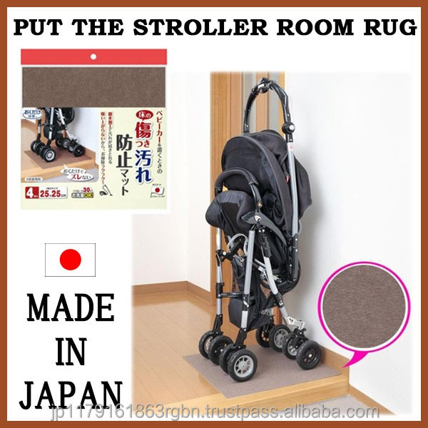 Washable floor cover sheet for keeping dog stroller in your room at reasonable price