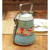 new product tiffin/ hot case food storage stainless steel insulated hot case lunch box