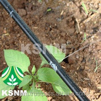 Agriculture drip irrigation for plants