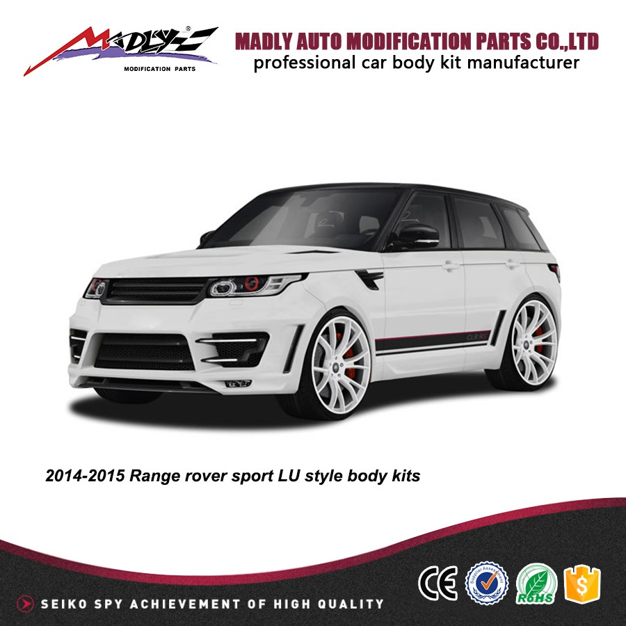 Hot !2014-2015 L and Rover/ Ra nge Rover Sport style LU design