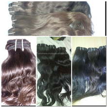 8A grade hot selling south indina best product.No shedding an tangling best wave natural texture hair weaving