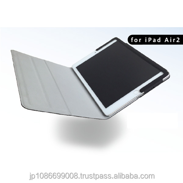 Easy to use and High quality new for ipad air 2 smart stand ultra thin