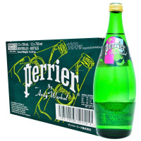 Perrier Sparkling Mineral Water 750ml x 12 Pcs
