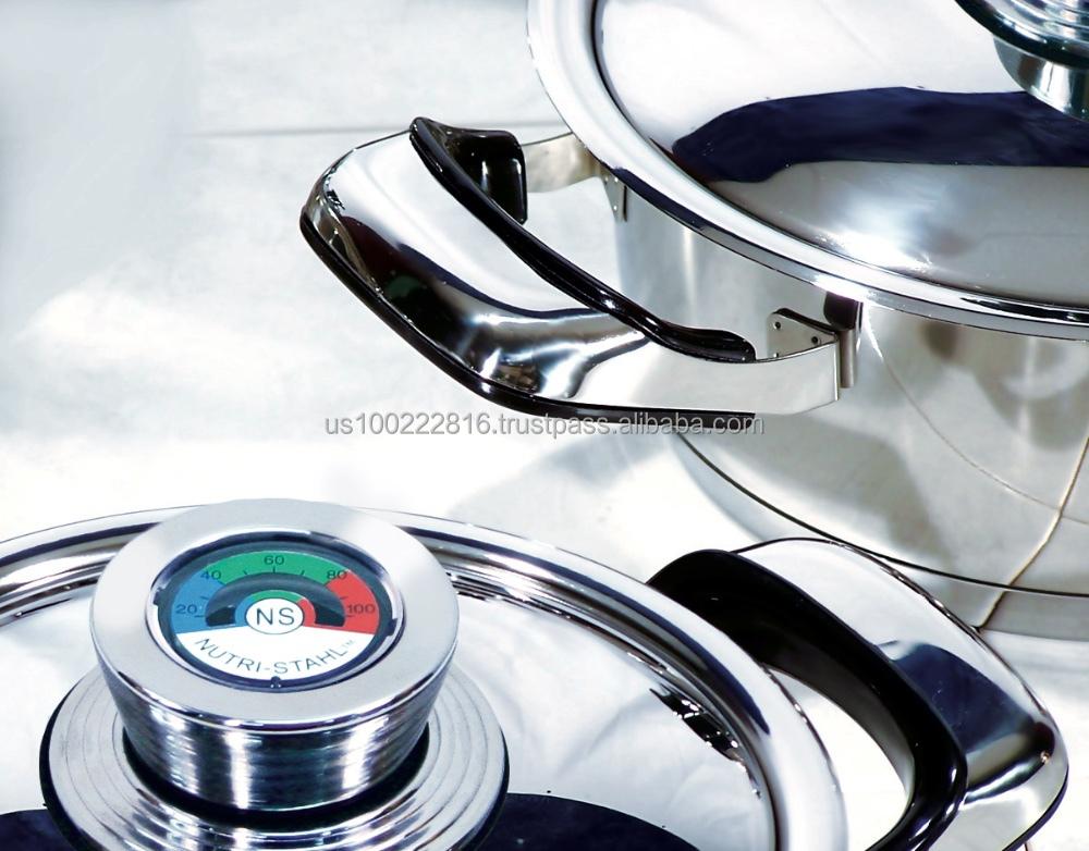 Nutri stahl 22 unid agua los utensilios de cocina de acero for Utensilios cocina acero inoxidable