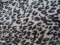100% viscose latest printed fabric / animal design pattern & digital printed womans garments wear viscose fabric