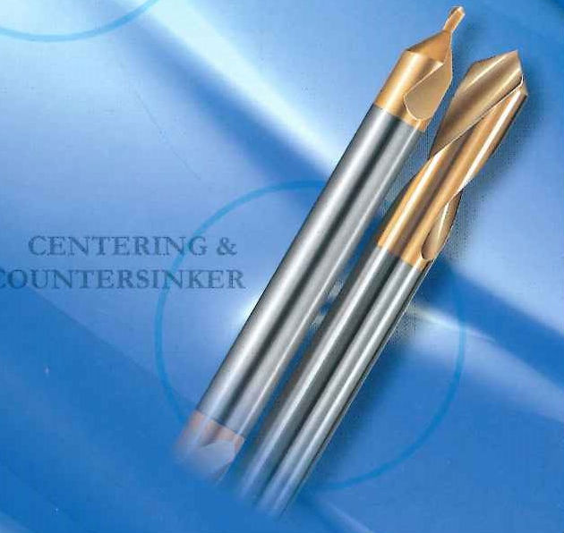 Carbide Center drill various type and size