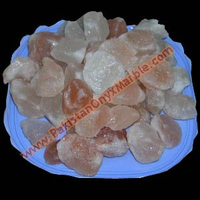 Manufacture and exporter all sizes of bath salt chunks wholesaler