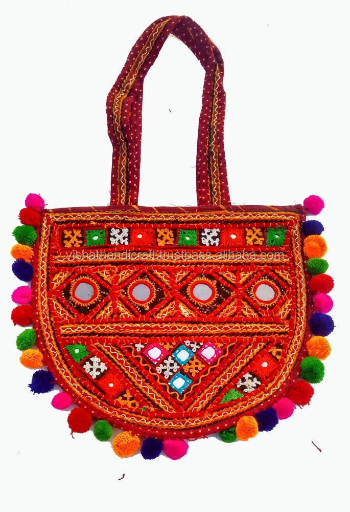 Banjara Bag,Embroidered Handbag, bag