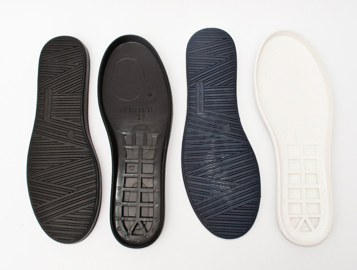 Shoe Soles (Rubber)