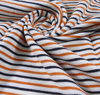 95% Cotton - 5%Spandex Stripe Fabric - DS-ALI-003