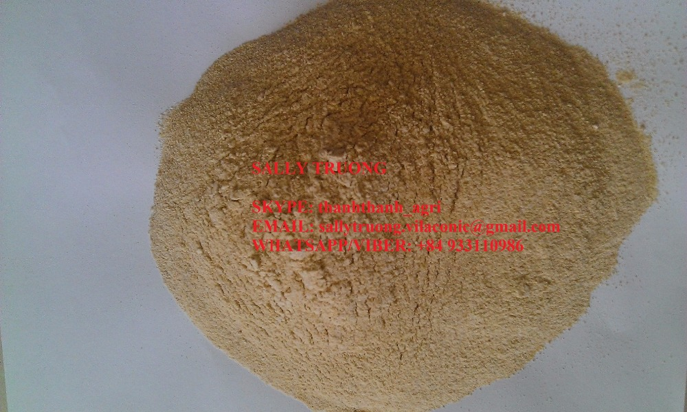 GOOD QUALITY OF DRIED BREWER YEAST FOR ANIMAL FEED
