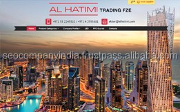 Professional Alibaba Minisite Design Along With Ranking Optimization for Bahrain