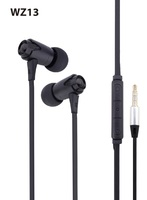 Made in China Good quality earphones Headsets Print logo on earphones with fashion style