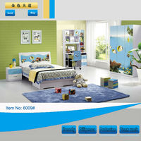 2015 aehome manufacturer mdf kids furniture cheap 6009