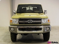 2016 TOYOTA LAND CRUISER PICK UP DOUBLE CAB 4.0L V6 5 SPEED MANUAL PETROL - GRJ79L- DKMRKV