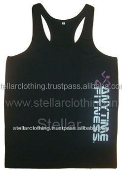 STRINGER SINGLET FOR MEN