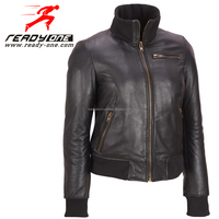 2015 Factory Price PU Jacket Fashion Leather Coats For Men