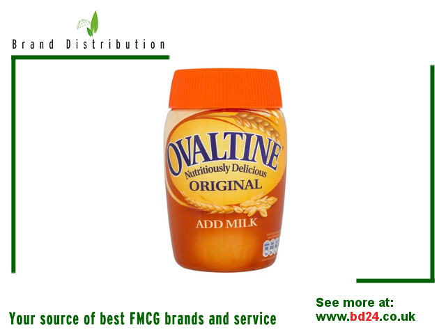 OVALTINE ORIGINAL ADD MILK 300 G