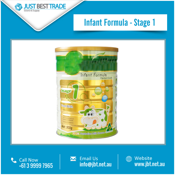 Economical Price Baby Milk Formula for 6 Months Baby