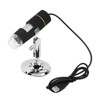 2016 Practical New 2MP USB 3.0 8 LED Digital Microscope Endoscope Magnifier 50-500X Camera