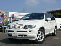 Right hand drive and Popular second hand suv BMW X5 2004 used car at reasonable prices