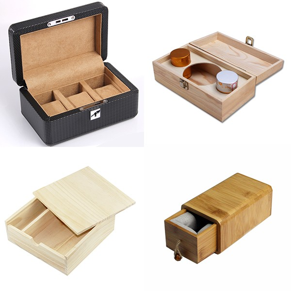 New wedding jewelry ring&amp luxury packaging box ring wood box