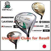 Used natural golf clubs for sale used golf club for resell , deffer model also available