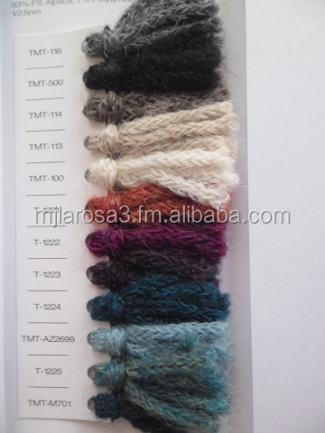 FINEST BLENDED ALPACA YARNS 2