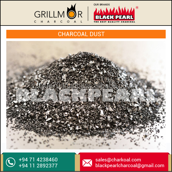 Premium Quality Low Ash Generate Good Quality Charcoal Dust at Cheap Price