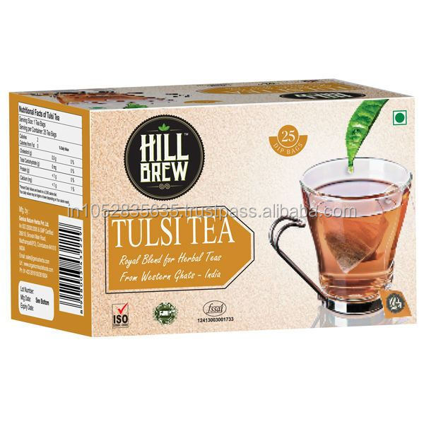 Natural Tulsi Tea Suppliers
