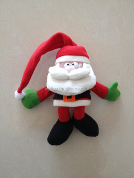 Laughing Santa Claus Battery Operated Chirstmas Moving Decoration